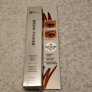 NIB It Cosmetics Universal Brow pencil, 0.05g